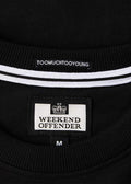 casual couture crewneck sweater weekend offender