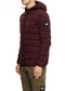 weekend offender jas burgundy