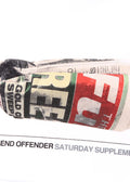 weekend offender saturday supplement t-shirt