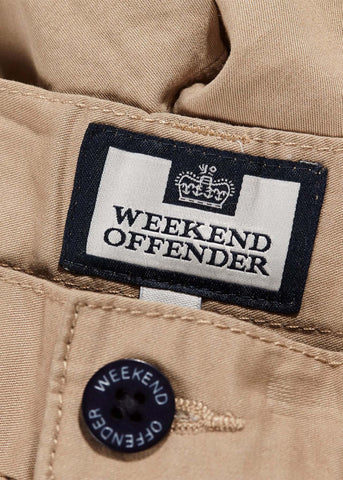 weekend offender short stone