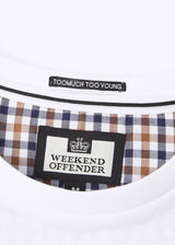 weekend offender aquascutum t-shirt