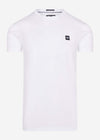 weekend offender t-shirt wit