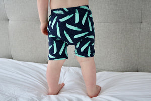Crocodile Baby & Toddler Shorts