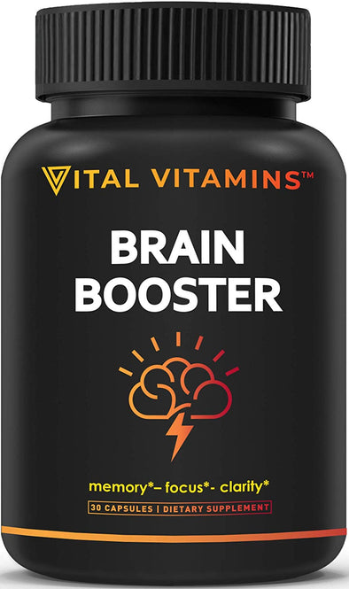 Brain Booster Supplement