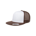 Classic Trucker With White Front Panel Cap