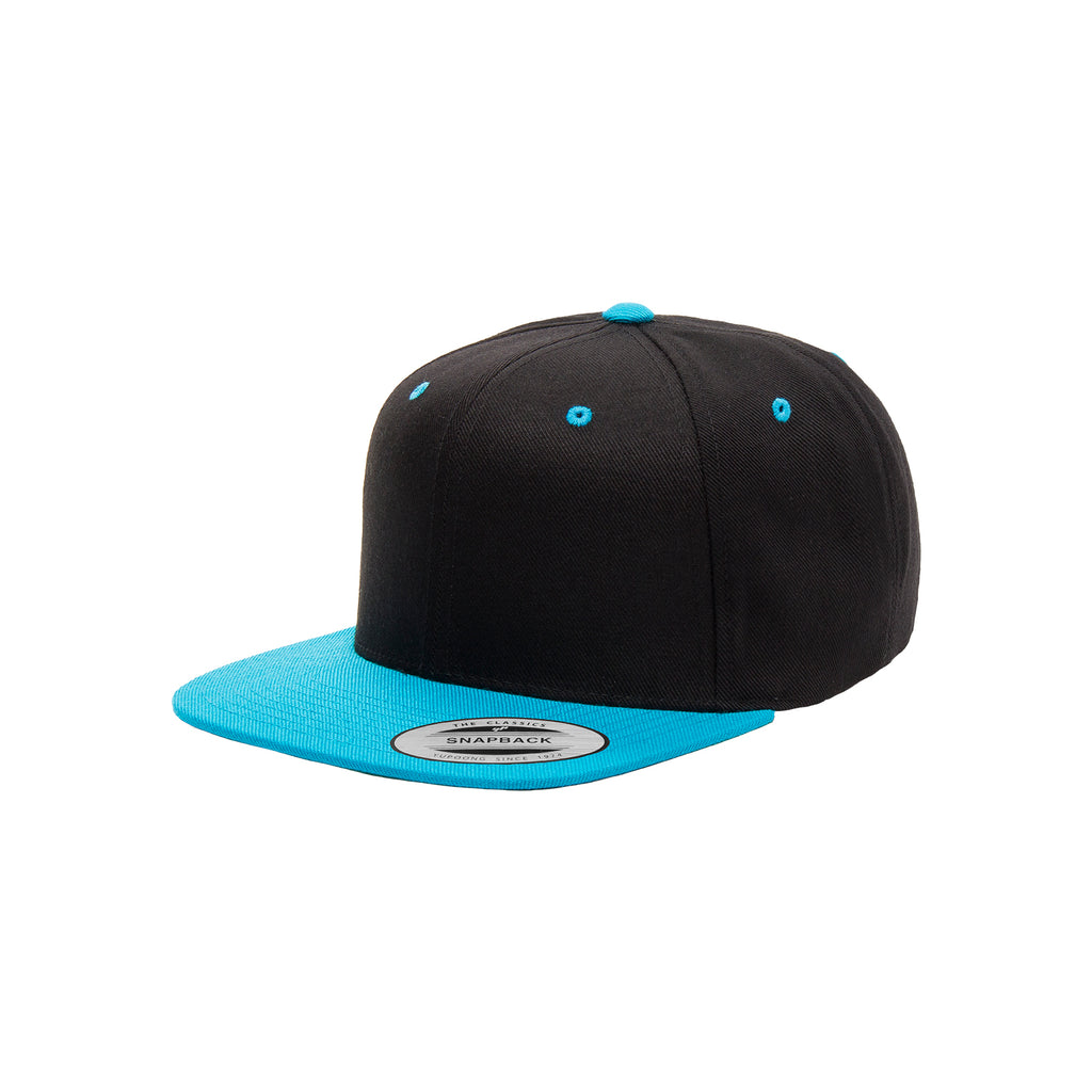 29ae9bf9d36 Premium Classic Two-Tone Snapback Hat – Mirvik Uniforms   Merch ...