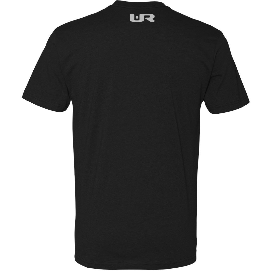 Iconic URNY Short Sleeve Black T-Shirt