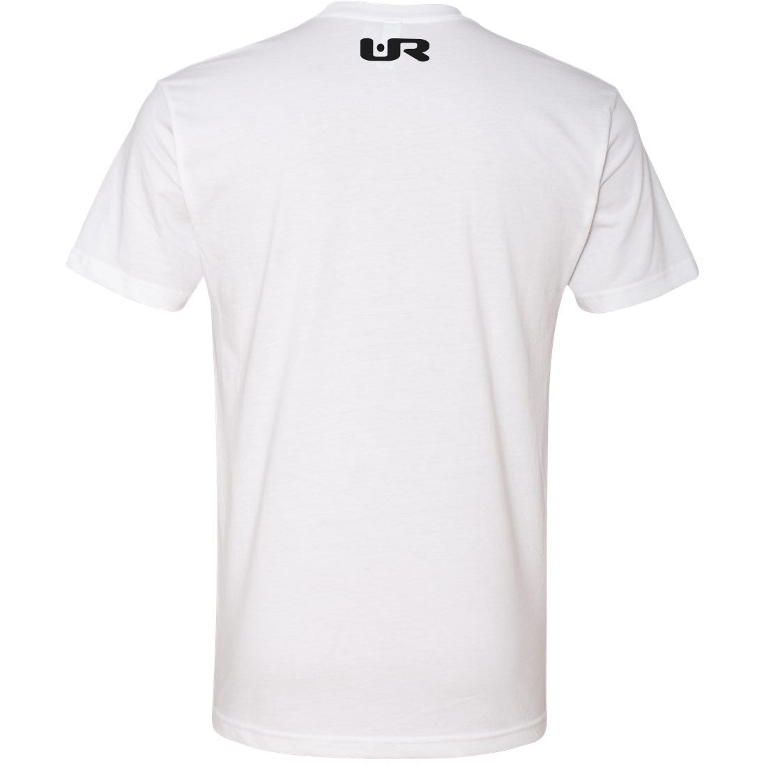Iconic URNY Short Sleeve White T-Shirt