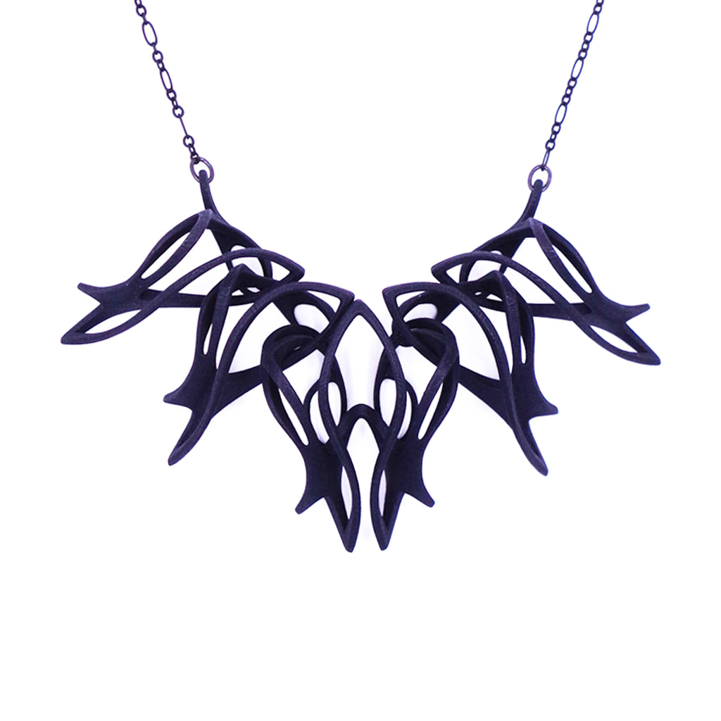 Mahuika Necklace Mini - 3D Printed Nylon