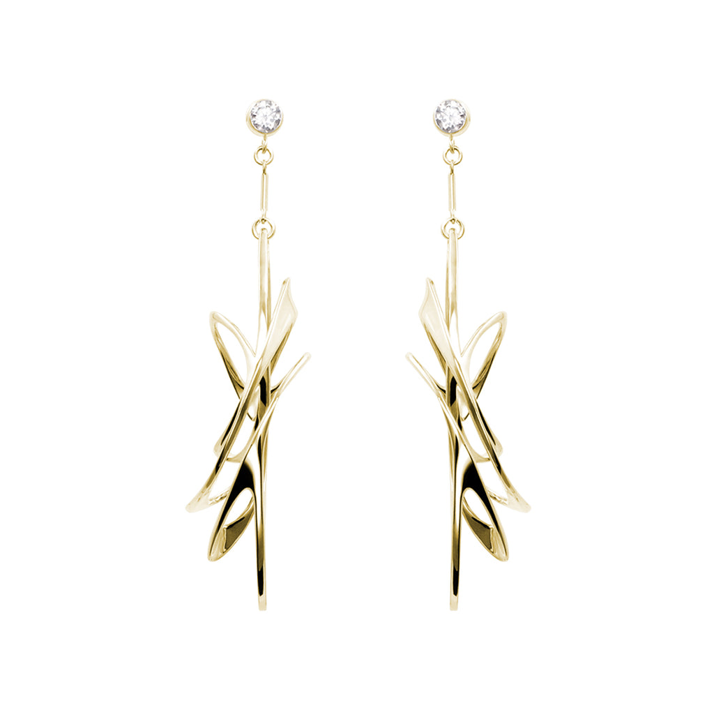Solar Flare Earrings