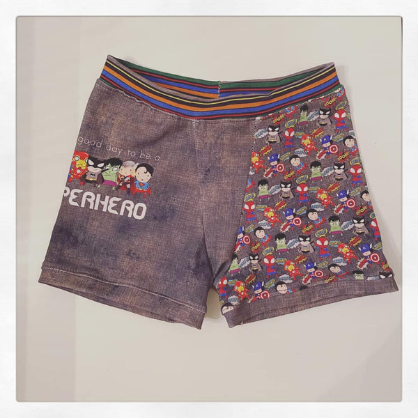 Child Underwear Rapport Superhero Boys