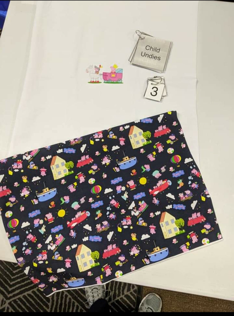 Destash: Child Underwear Panel Peppa Pig Carriage