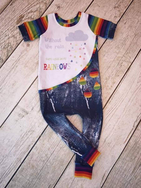 Rapport- Rainbow Baby INFANT (Small Panels)