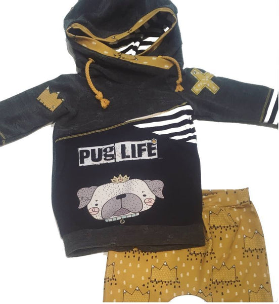 New Arrival: Pug Life GN Rapport