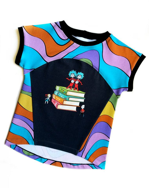 New arrivals: Seuss Oh The Places You'll Go Stripes
