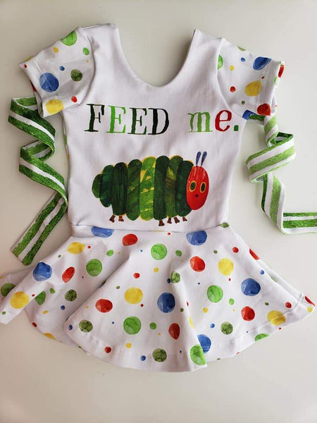 Rapport Hungry Caterpillar Feed Me ON VARIOUS BASES