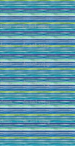 Fabric Boy Rainbow Stripes