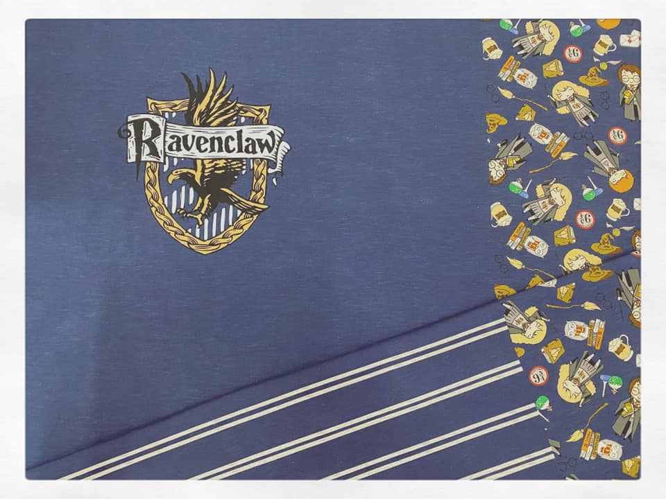 Rapport Harry Potter Ravenclaw