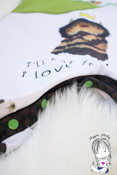 Rapport Wild Thing - I Love You So (on White)