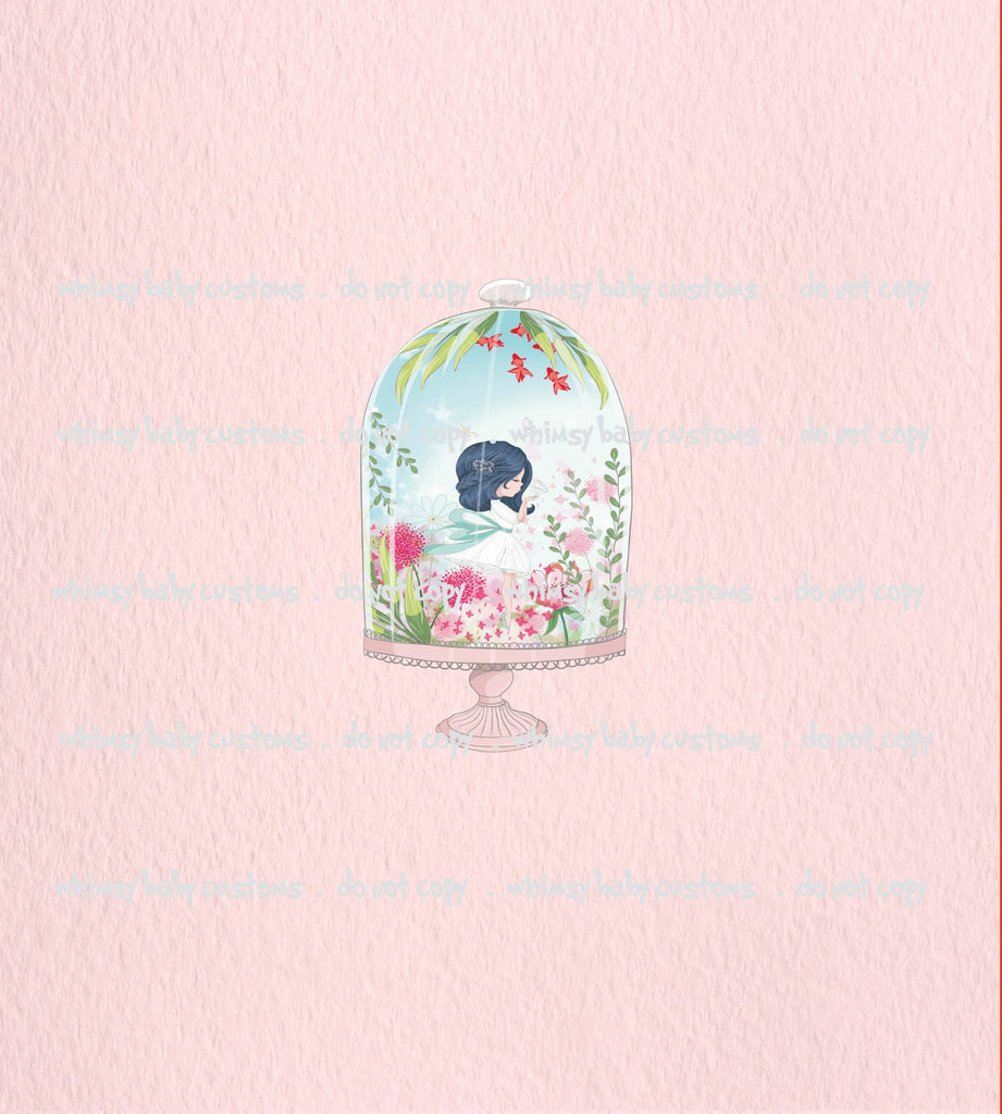 May/June 2020 Preorder - Child Panel Terrarium Girl