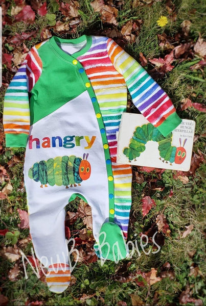 791 Hungry Caterpillar HANGRY  Child Panel
