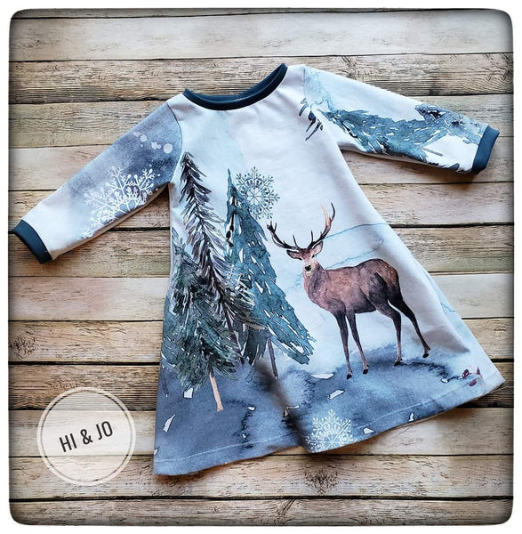 Rapport Winter deer with Geo