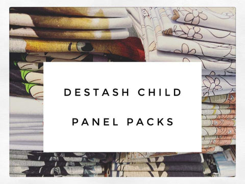 DESTASH: Child Panel Pack