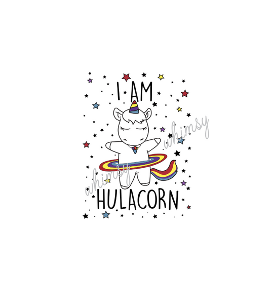 591 I Am Hulacorn Child Panel