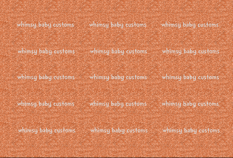 May/June 2020 Preorder - Fabric Glitter Copper