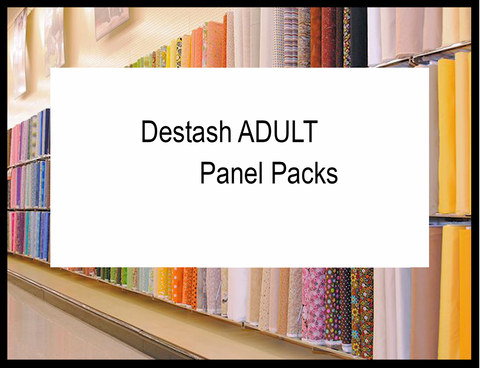 DESTASH: ADULT Panel Pack
