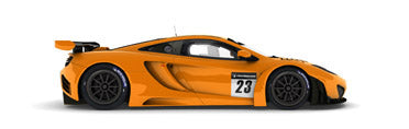 McLaren MP4-12 | Car Pass