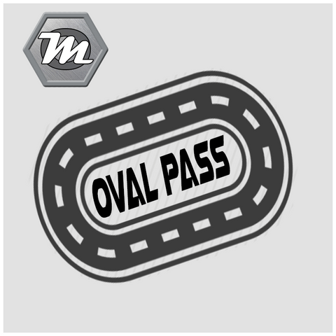 Oval Series Pass
