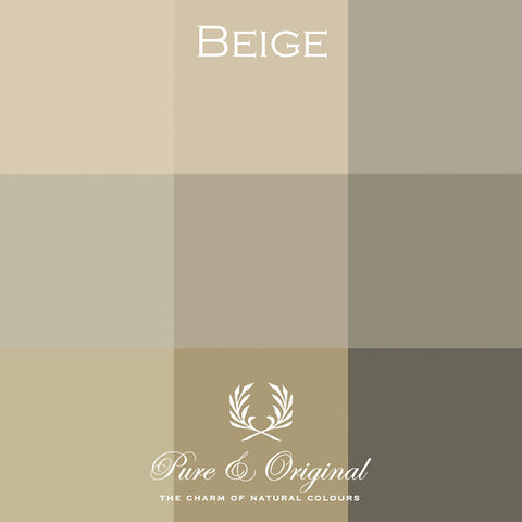 Pure & Original Beige