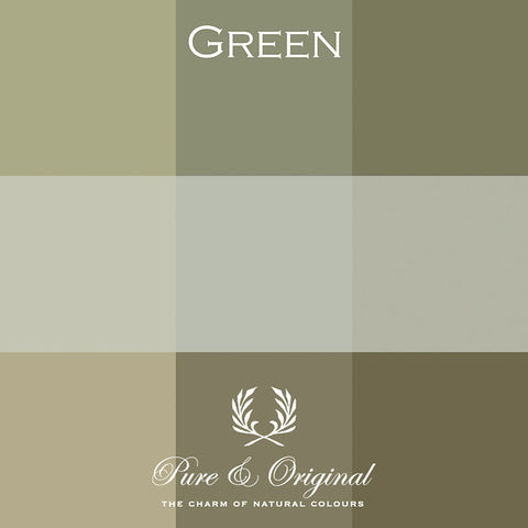 Pure & Original Green