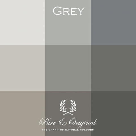 Pure & Original Grey