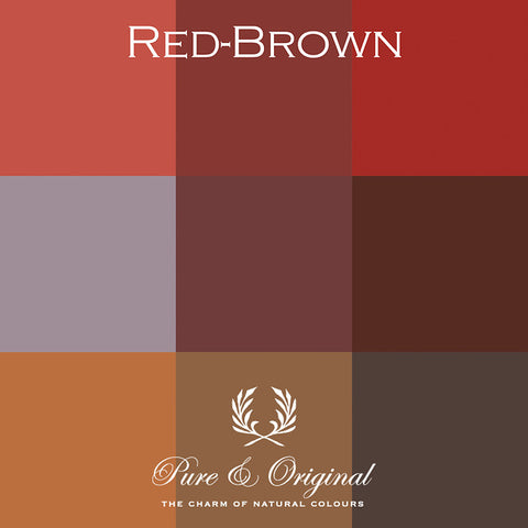 Pure & Original Red-Brown