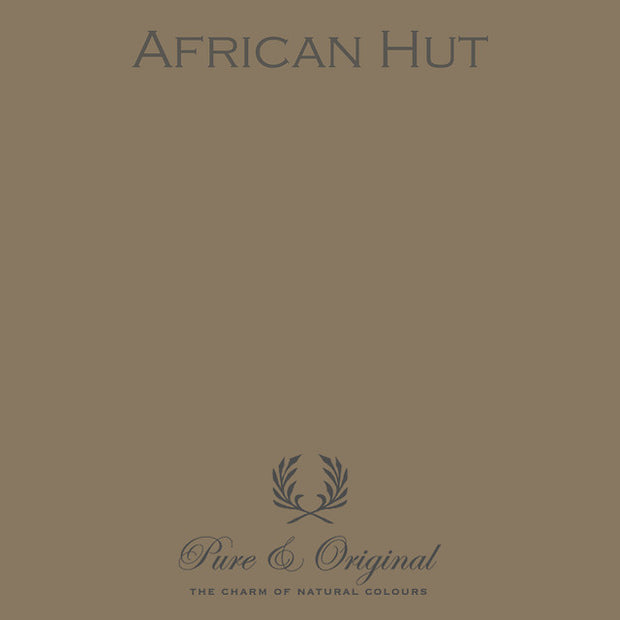 Pure & Original African Hut