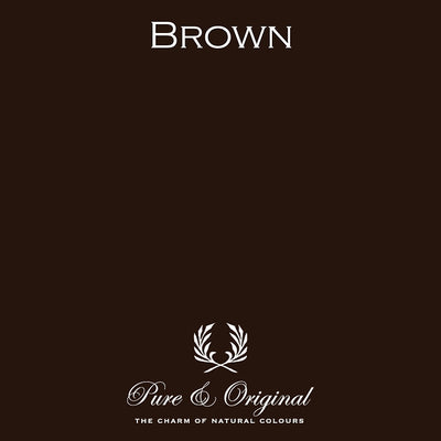 Pure & Original Brown