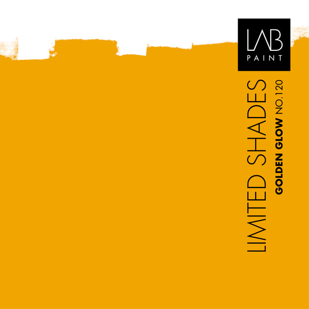 Golden Glow no. 120 - LAB COLOURS | Limited Shades