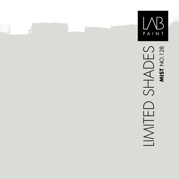 Mist no. 128 - LAB COLOURS | Limited Shades