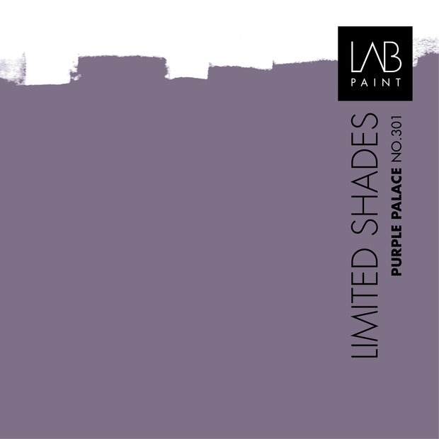 Purple Palace no. 301 - LAB COLOURS | Limited Shades