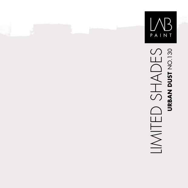 Urban Dust no. 130 - LAB COLOURS | Limited Shades