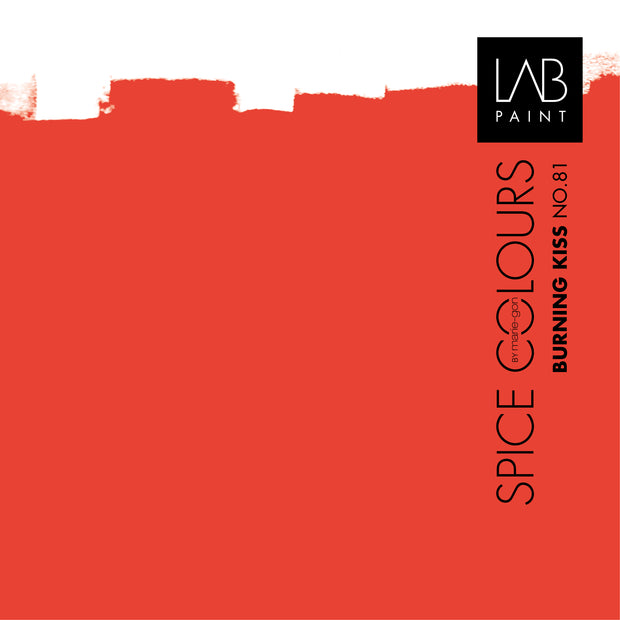 LAB KLEURENSTALEN | SPICE COLOURS COLLECTION