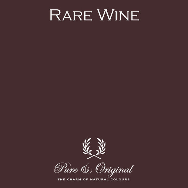 Pure & Original Rare Wine