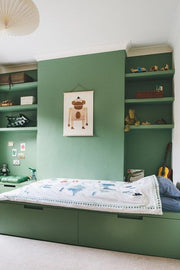Farrow and Ball Breakfast Room Green
