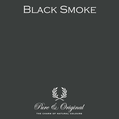 Pure & Original Black Smoke