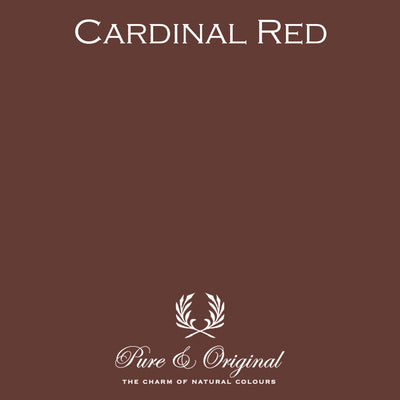 Pure & Original Cardinal Red