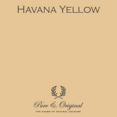 Pure & Original Havana Yellow