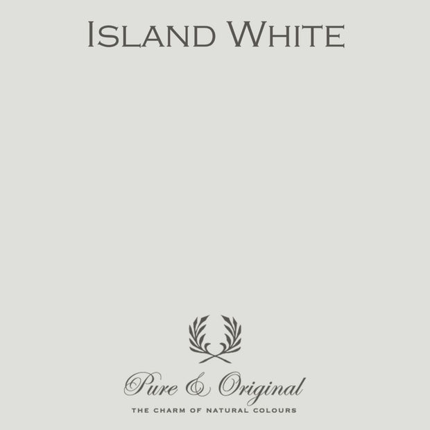 Pure & Original Island White