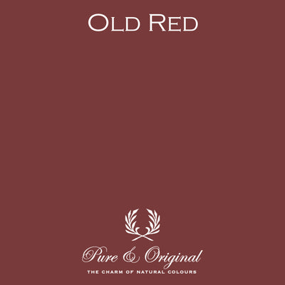 Pure & Original Old Red